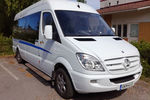 Mercedes-Benz Sprinter 316 CDI (1+11) invavarusteltu